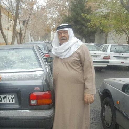 الحاج عبدالله خميس