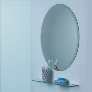 Wall mirror_Oval shape